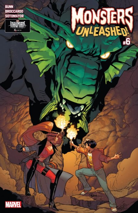 Monsters Unleashed Vol.2 #6
