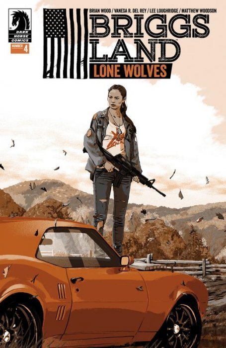 Briggs Land - Lone Wolves #4