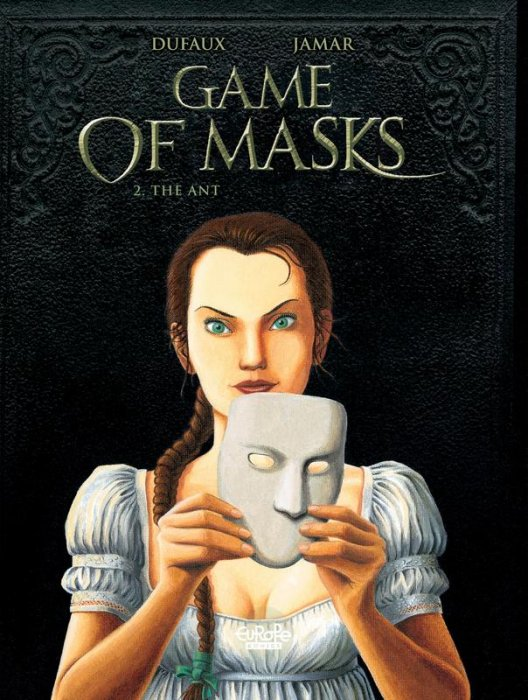Game of Masks #2-4 Complete