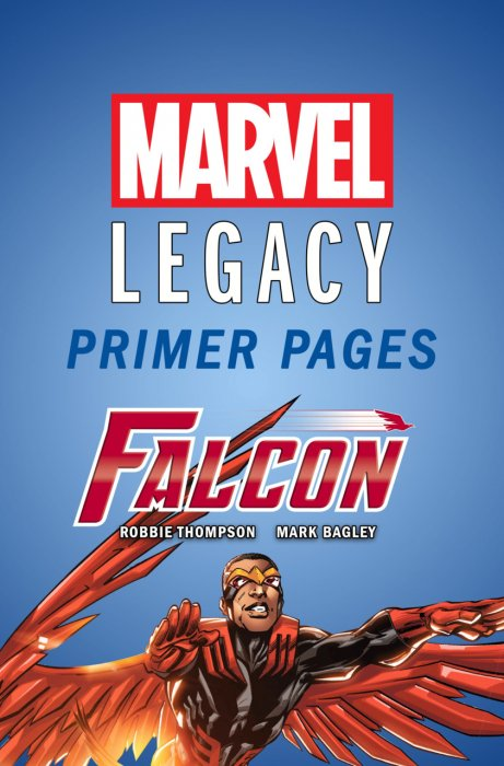 Falcon - Marvel Legacy Primer Pages #1