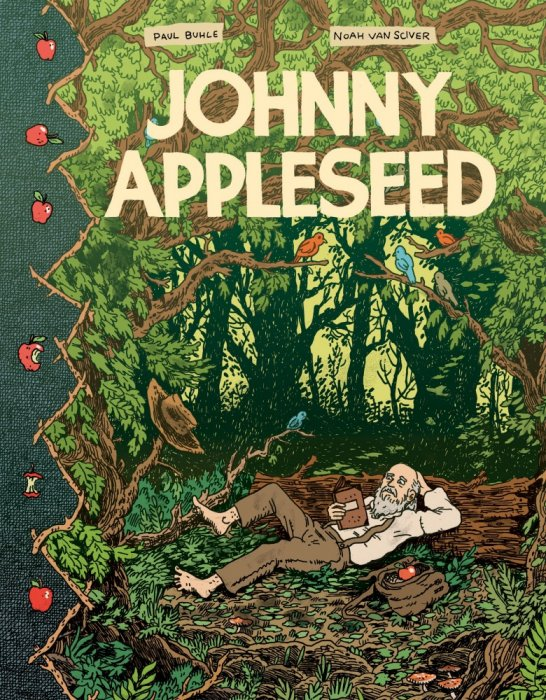 Johnny Appleseed - Green Spirit of the Frontier #1