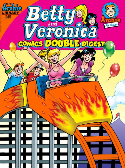 Betty & Veronica Comics Double Digest #245