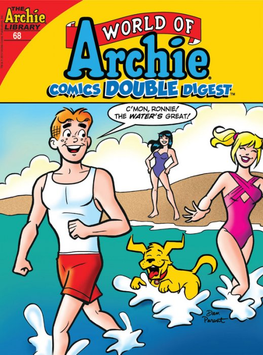 World of Archie Comics Double Digest #68