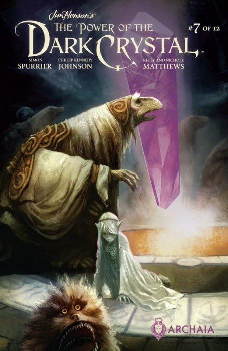 Jim Henson's - The Power of the Dark Crystal #7