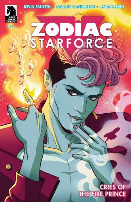 Zodiac Starforce - Cries of the Fire Prince #2