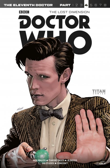 Doctor Who - The Eleventh Doctor Year Three #10