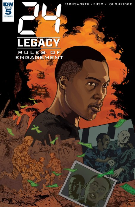 24 - Legacy - Rules of Engagement #5