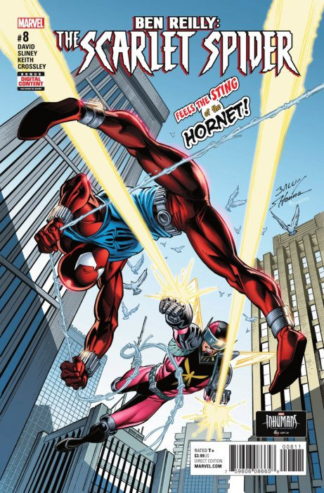 Ben Reilly - Scarlet Spider #8