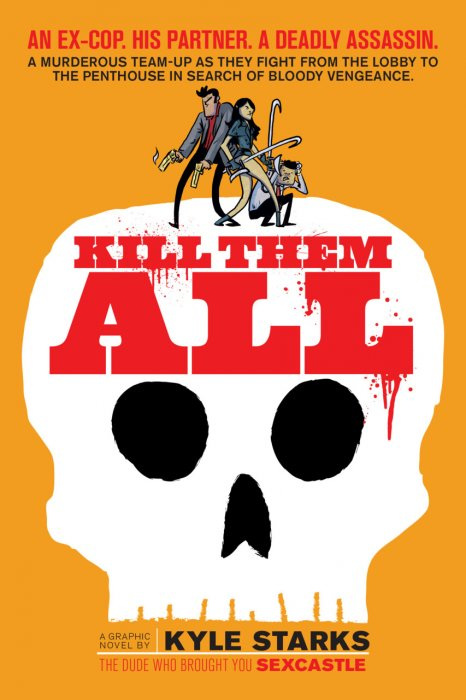 Kill Them All #1 - GN