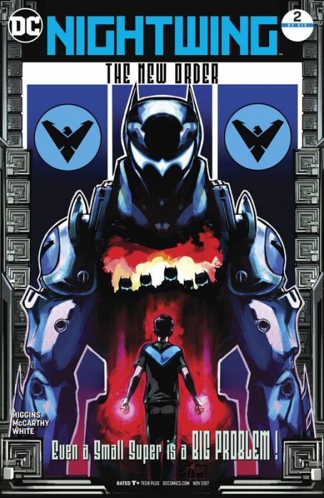 Nightwing - The New Order #2