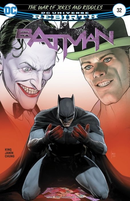 Batman Vol.3 #32