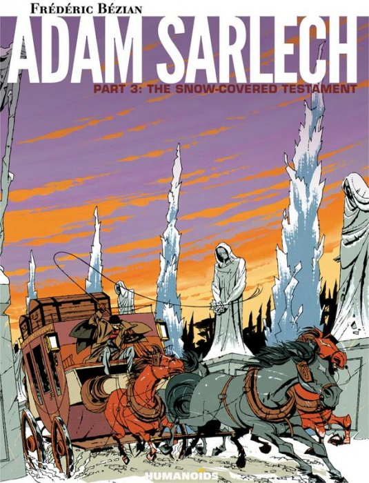 Adam Sarlech #3 - The Snow-Covered Testament