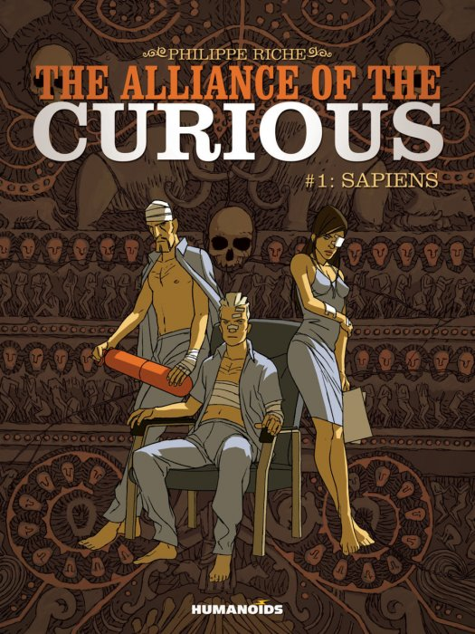 The Alliance of the Curious #1 - Sapiens
