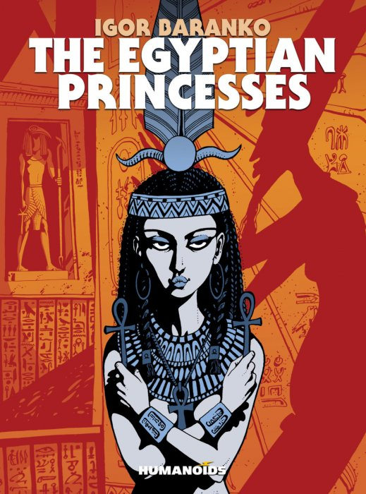 The Egyptian Princesses #1 - GN