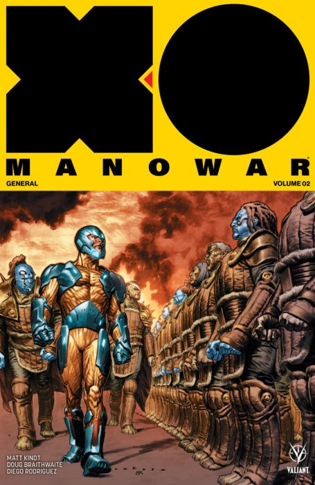 X-O Manowar Vol.2 - General