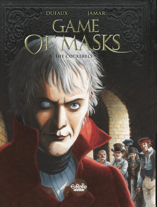 Game of Masks #5