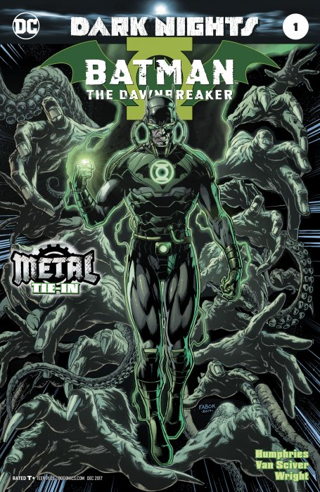 Batman - The Dawnbreaker #1