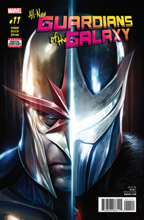All-New Guardians of the Galaxy #11