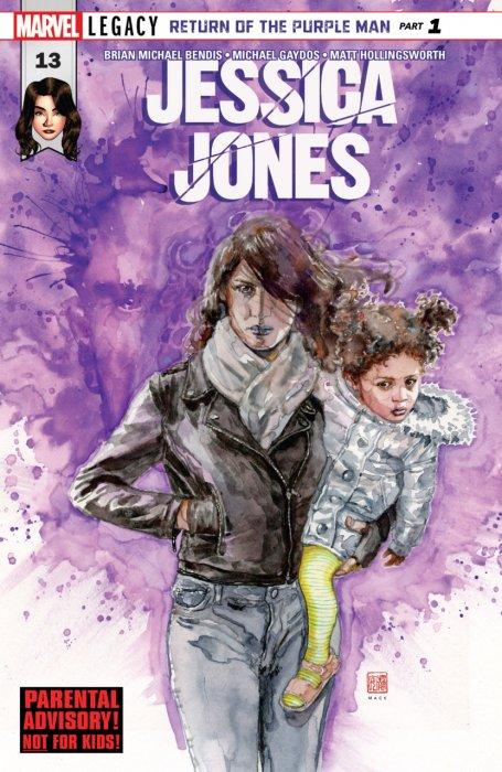 Jessica Jones #13
