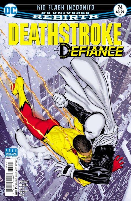 Deathstroke #24
