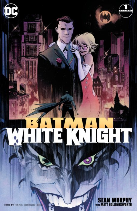 Batman - White Knight #1