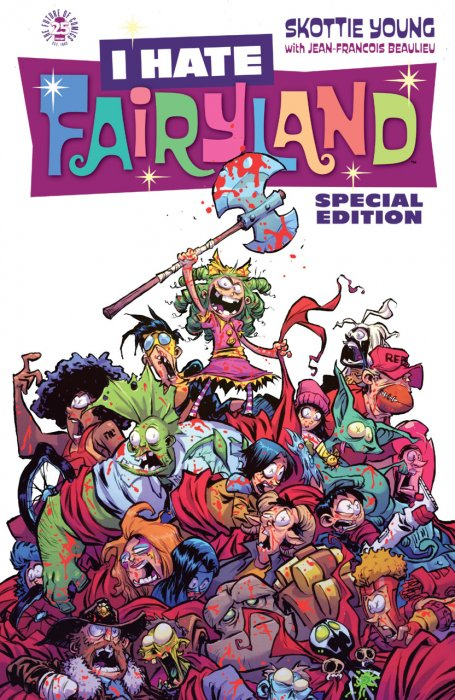 I Hate Fairyland - I Hate Image Special Edition #1