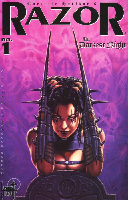 Razor - The Darkest Night #1-3 Complete