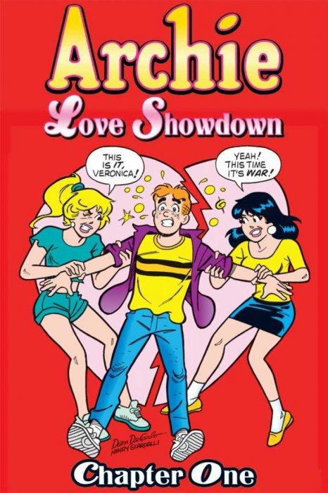 Archie - Love Showdown #01-07 Complete