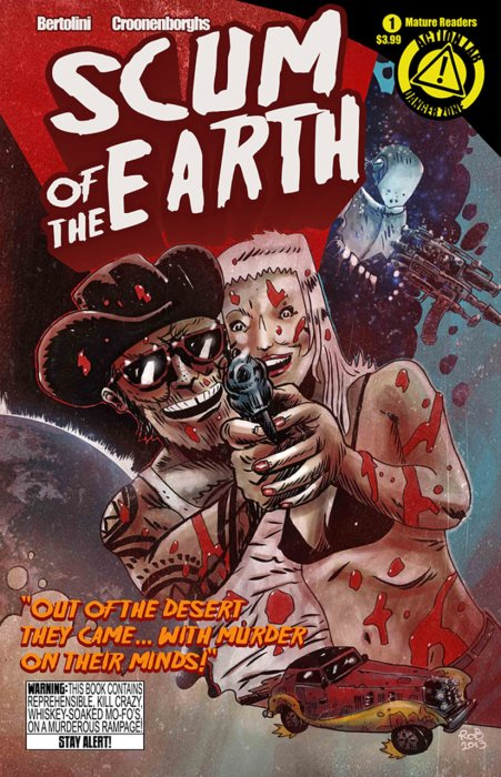 Scum of the Earth #01-03