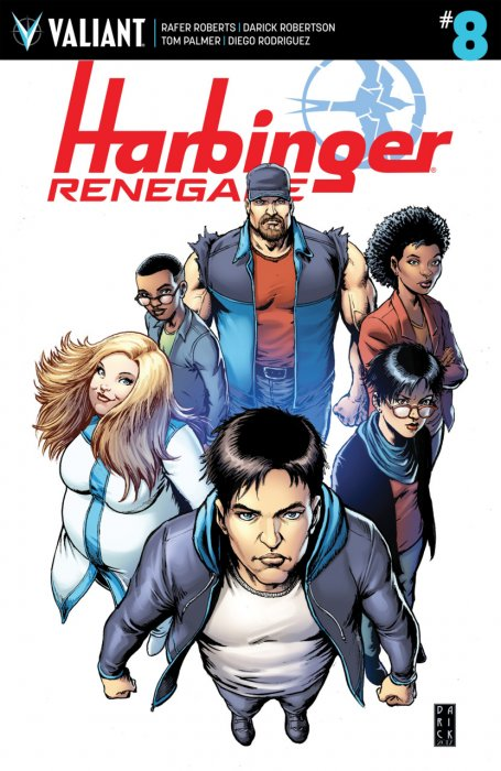 Harbinger Renegade #08