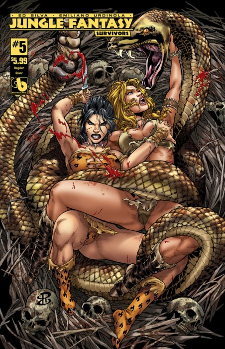 Jungle Fantasy - Survivors #05