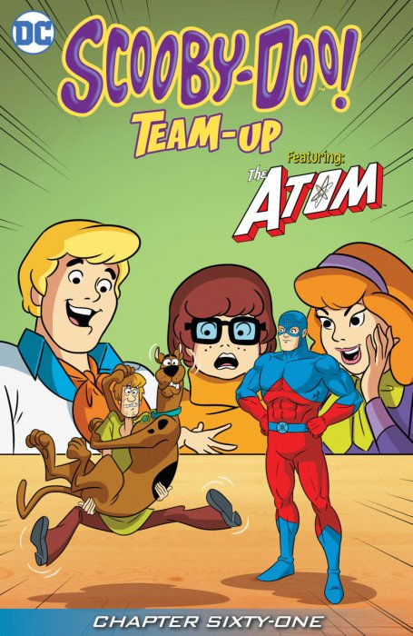 Scooby-Doo Team-Up #61
