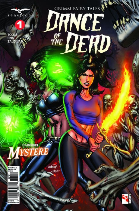 Grimm Fairy Tales - Dance of the Dead #1