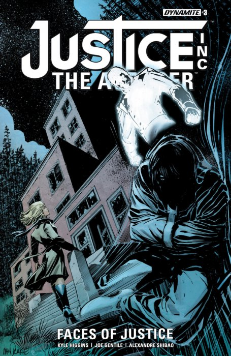 Justice Inc - The Avenger #3