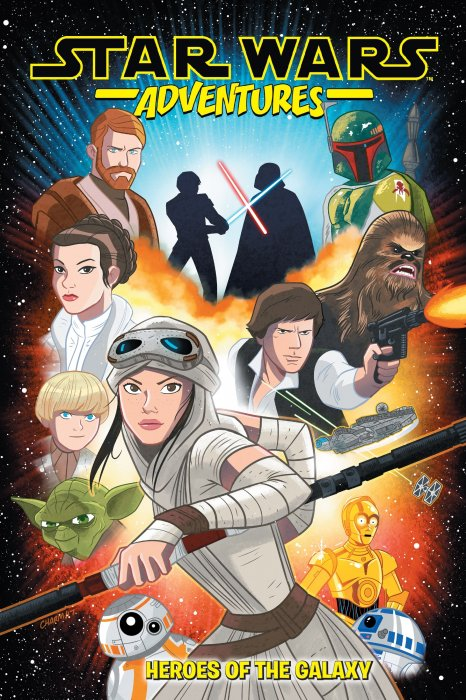 Star Wars Adventures Vol.1