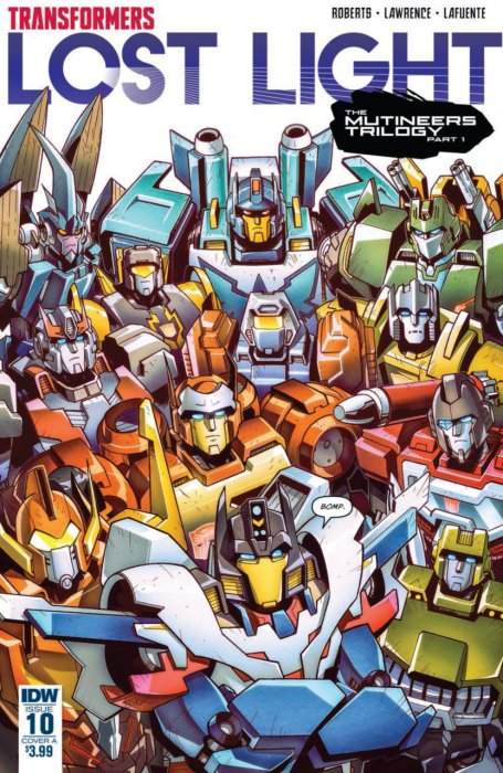 Transformers - Lost Light #10