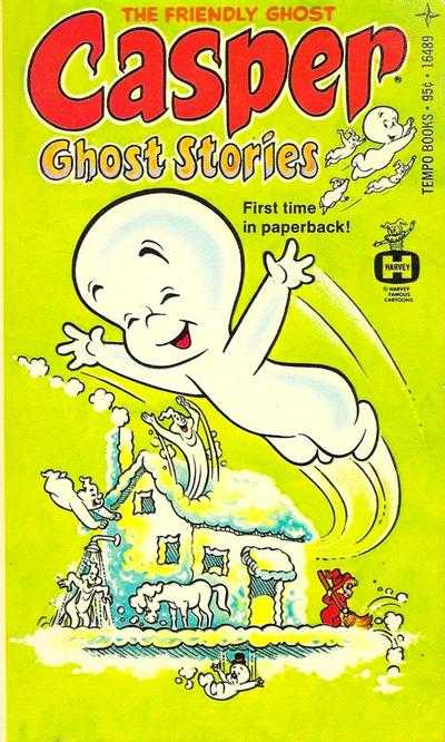 Casper The Friendly Ghost - Ghost Stories #1