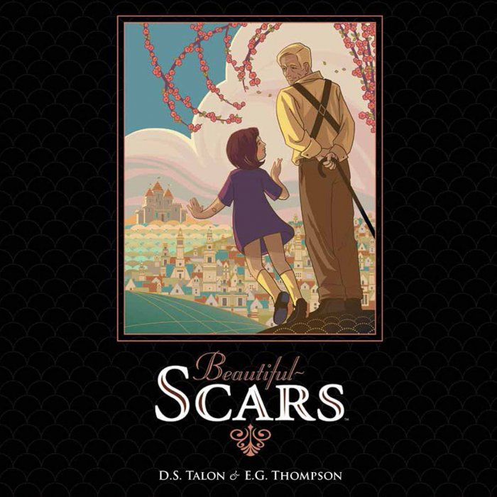 Beautiful Scars #1 - HC