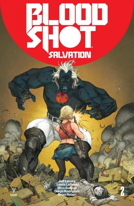 Bloodshot Salvation #2