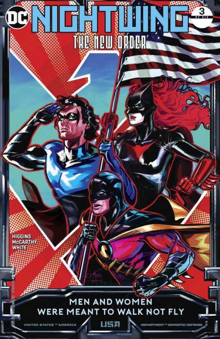 Nightwing - The New Order #3