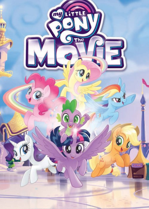 My Little Pony - The Movie Adaptation #1 - GN