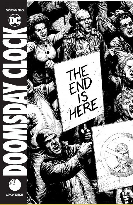 Doomsday Clock Ashcan #1