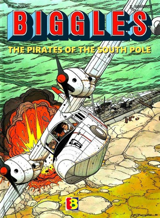 Biggles #1-15 Complete (None 3 issue)