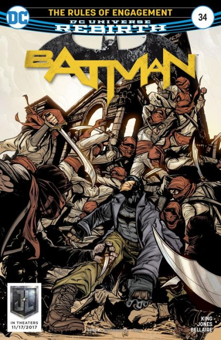 Batman Vol.3 #34
