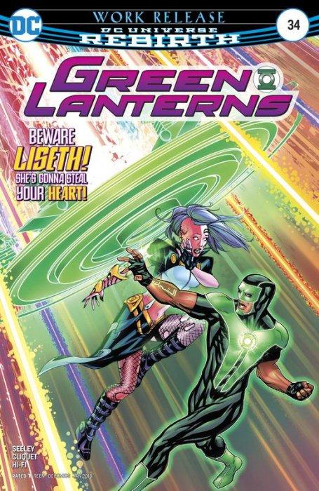 Green Lanterns #34