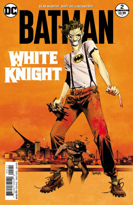 Batman - White Knight #2