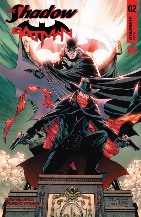 The Shadow - Batman #2