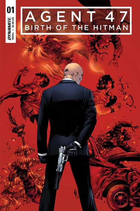 Agent 47 - Birth of the Hitman #1