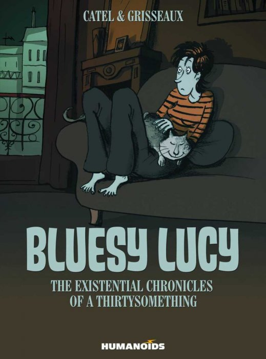 Bluesy Lucy - The Existential Chronicles of a Thirtysomething #1