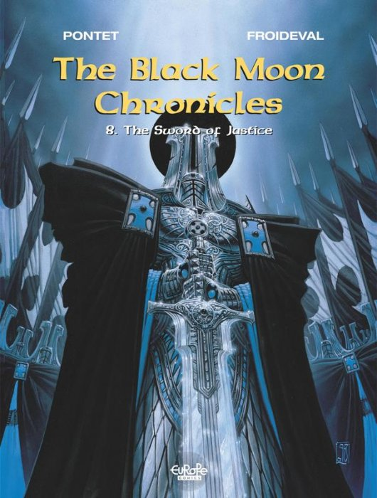 The Black Moon Chronicles #8 - The Sword of Justice